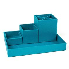 Bigso Box of Sweden Lena 4-pc. Desktop Organizer,