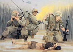 """Firefight - la guerra de siete minutos"