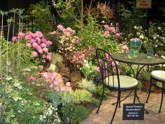perennial gardens new england | New England Flower Show 2006