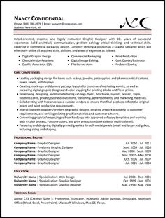 Functional Resume Example Functional resume Resume examples and