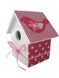 decoratie #vogelhuisje bird house #decoration #kidsroom