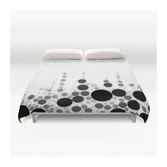 Abstract Circle Art Duvet Cover by VQSTUDIO on Etsy