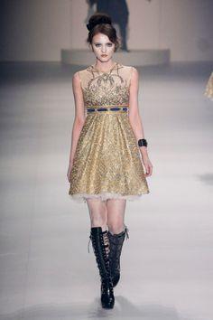 Imelda Kartini. Jakarta 2014. ESMOD fashion Show. JFW