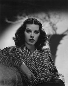 """Hedy Lamarr (1914–€""""2000)   12 mujeres de la historia a las que no les importaba nada"""