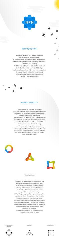 Non Profit Network - Identity on Behance