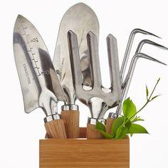 Patio To Table Planter Tool Set
