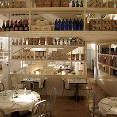 Restaurante Bazaar. Madrid