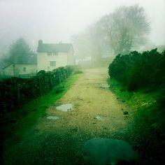 Foggy Day, Dartmoor, England    photo by Duncan