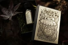 November in the Temperate Deciduous Forest captures the familiar comfort and stillness of late autumn. This blend opens with the atmosphere of a wood cabin in the forest with traces of Lapsang Souchong tea brewing on a wood burning stove. It evolves to reveal fallen leaves nestling into the earth and mushrooms sprouting across the damp forest floor. A chord of resins create an unexpectedly sweet finish reminiscent of the air after a long, cold morning of rain. Made with essential oils and…
