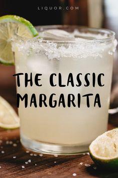 Everyone loves a #classic #margarita.