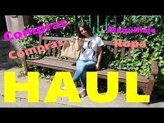 Haul de Maquillaje - RealTechniques - La Roche Posay - Ropa - Primark - Pull and Bear - YouTube