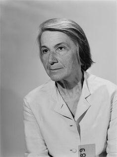 Nathalie Sarraute, 1968 (Studio Harcourt)