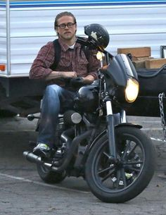 On the set of SOA July 28 2014 :)