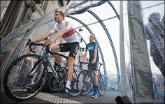 Edvald Boasson Hagen by kristof ramon, via Flickr. Tour de France 2012 - team Presentation