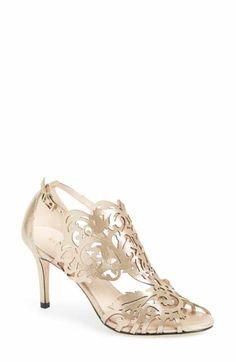 cf8f068ef77a Klub Nico Marcela 3 Laser Cutout Sandal (Women) Designer Boots