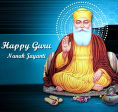 May the holy teachings of Guru Nanak guide you through the right Path in your Life.