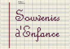 Bretagne - breizh - souvenirs - point de croix - cross stitch - Blog : http://broderiemimie44.canalblog.com/