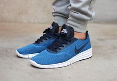 Nike SB Paul Rodriguez 9 R/R Blue