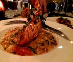 Lobster tail. Lobster Tails, Restaurant Bar, Beef, Food, Meat, Essen, Meals, Yemek, Eten