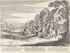 Herfst (Autumnus), Jan van de Velde (II)