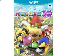 Mario Party on Wii U for 7 Euros in stores.