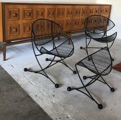 Satellite chairs