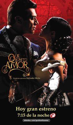 Que Bonito Amor es otro favorito mio. ;) Me encanta tambien toda la musica ranchera que hay en esta telenovela. ;)
