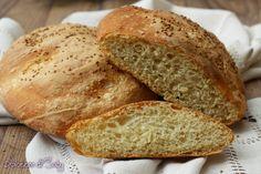 Pane a lunga lievitazione con lievito madre attivo