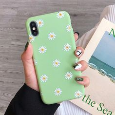 phone case silicone INSNIC Flowers Phone Case For iPhone Cute Cases, Cute Phone Cases, Iphone Phone Cases, Mobile Phone Cases, Case For Iphone, Bff Cases, Free Iphone, Samsung Cases, Tumblr Phone Case