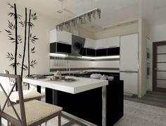 Japanese-Style-kitchen-interior
