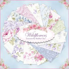 Wildflowers by Shabby Chic