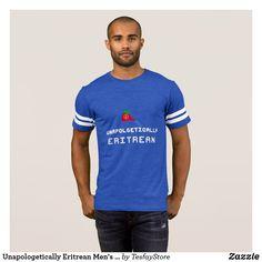 Unapologetically Eritrean Men's Football T-Shirt