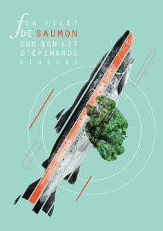 """Participation aux concours Etape """"RECETTE EN IMAGE"""" > Fait parti des projets finalistes  by Juile Delattre"""