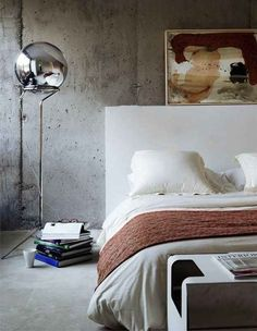 The Lighting. | 7 Basics To Make Your Bedroom Look Like It Jumped Off Of A Pinterest Board