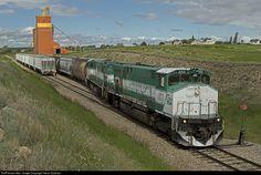 Net Photo: GWRS 2000 Great Western Railway MLW at Admiral, Saskatchewan, Canada by Trevor Sokolan Great Western, Diesel Locomotive, American, Saskatchewan Canada, Cars, Usa, Trains, Autos, Vehicles