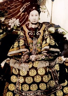 Empress Dowager Cixi (Flashman and the Dragon)
