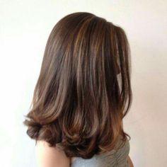 Ideas For Hair Cuts Layers Shoulder Length Curls Medium Hair Cuts, Medium Hair Styles, Curly Hair Styles, Medium Curls, Long Thin Hair, Long Hair Cuts, Shoulder Length Curls, Shoulder Length Haircuts, Shoulder Haircut