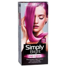 Simply Bright Hair Colour - Pink Kiss