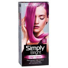 Simply Bright Hair Colour - Pink Kiss