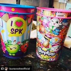 Walmart sells Shopkins cups! We love them! #shopkins #shopkinsworld