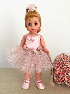 Madame Alexander Doll 粉紅芭蕾
