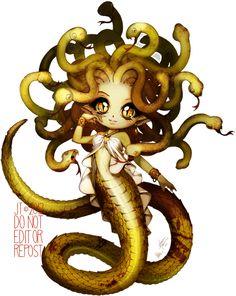 Search 'Medusa' on DeviantArt - Discover The Largest Online Art Gallery and Community Medusa Costume, Female Monster, Creepy Costumes, Medusa Gorgon, Medusa Tattoo, Turn To Stone, Creepy Art, Monster Hunter, Art Challenge