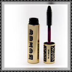 Buxom Vanity Lash Mascara New, Unused, Unswatched  Brand: Buxom / Bare Escentuals / Sephora Type: Vanity Lash Mascara Color: Show-Off Black Size: Deluxe; 5ml / 0.16oz Condition: New, Unboxed  Information:  A mascara that volumizes lashes to their maximum potential for full, stand-out eyelashes. Designed to work with one of the seven Buxom Mascara Bar brushes, this mascara can be paired with your favorite brush style for a customized lash look that volumizes, lengthens, and defines eyelashes…