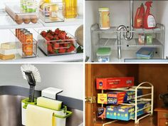 Clever Kitchen Organization Ideas and Gadgets(4)