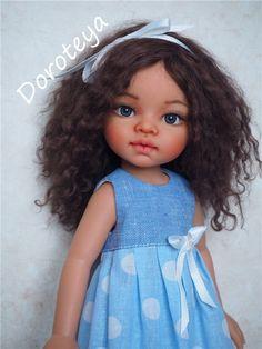 Малышка Есения-наш летний образ. ООАК куклы от Antonio Juan / Авторские куклы (ООАК) / Шопик. Продать купить куклу / Бэйбики. Куклы фото. Одежда для кукол
