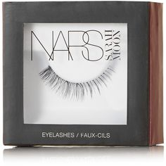 NARS + Sarah Moon Eyelashes - Numéro 10 (27 CAD) ❤ liked on Polyvore featuring beauty products, makeup, eye makeup, false eyelashes, colorless and nars cosmetics