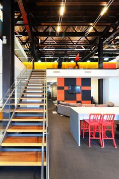 Clickview Office in Pyrmont, Sydney
