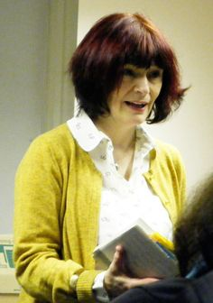 Anne Donovan is a Scottish novelist and short story writer. Her novels are 'Buddha Da', 'Being Emily' and 'Gone Are the Leaves'. http://en.wikipedia.org/wiki/Anne_Donovan_(author)