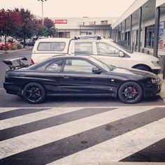 My R34 skyline GT25t