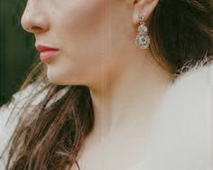 These glamourous bridal earrings have an ornate crystal drop design encrusted with small Swarovski crystals for a beautiful light-catching effect. Teardrop Earrings, Pearl Earrings, Crystal Drop, Wedding Earrings, Beautiful Lights, Wedding Hair Accessories, Art Deco Fashion, Beautiful Earrings, Maid Of Honor